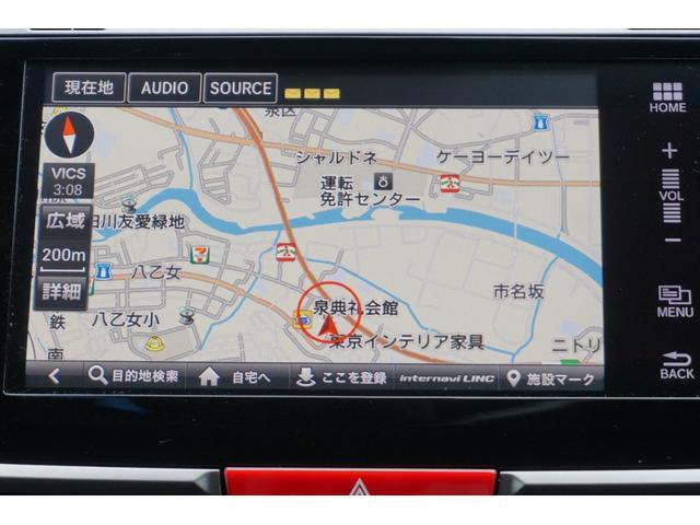 LX ホンダセンシング ナビTVBカメラSカメラ  Bluetooth 禁煙車 前後ドラレコ パーキングセンサー スマートキー LEDオートライト PWシート シートカバー ETC 盗難防止装置 VSA(15枚目)