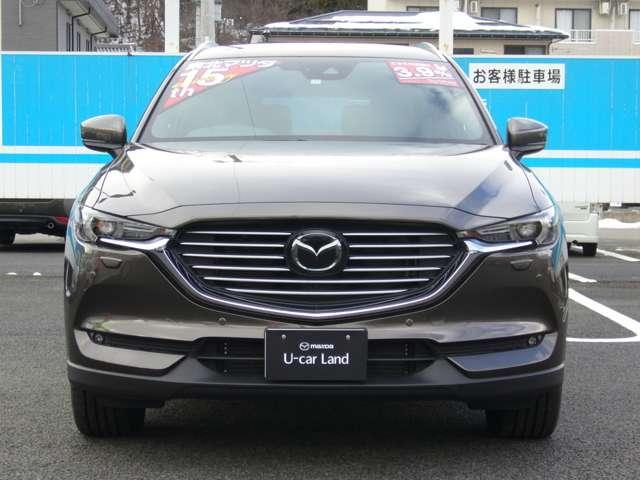 XD L-PKG AWD 弊社デモアップ車 レザーシート(3枚目)
