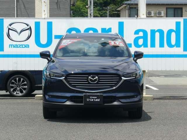 「マツダ」「CX-8」「SUV・クロカン」「山形県」の中古車3