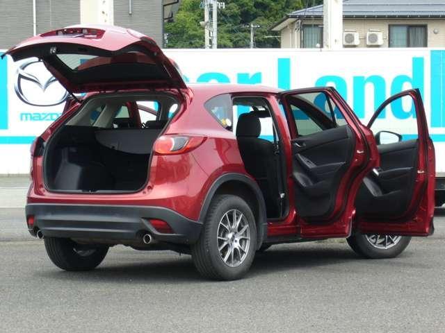 「マツダ」「CX-5」「SUV・クロカン」「山形県」の中古車7
