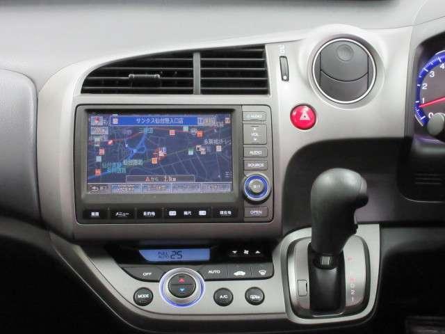 X特別仕様車 HDDナビエディション HID ETC HDD(8枚目)