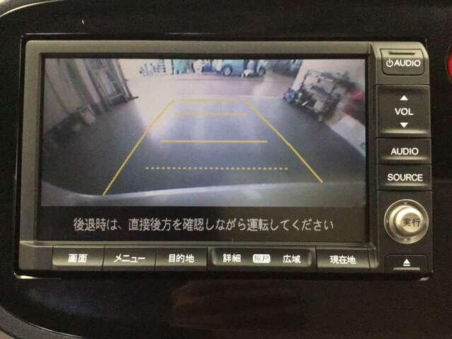 ホンダ純正HDDナビです。ミュージックサーバー、ワンセグ、DVDとCD再生、VIDEO入力など、オーディオ機能が充実しています。