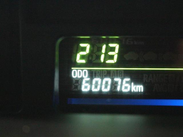 S チューン ブラック フルセグ メモリーナビ DVD再生 バックカメラ ETC LEDヘッドランプ 乗車定員7人 3列シート ワンオーナー(10枚目)