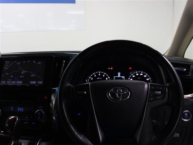 2.5G 4WD フルセグ メモリーナビ DVD再生 バックカメラ ETC 両側電動スライド LEDヘッドランプ 乗車定員7人 3列シート ワンオーナー アイドリングストップ(9枚目)