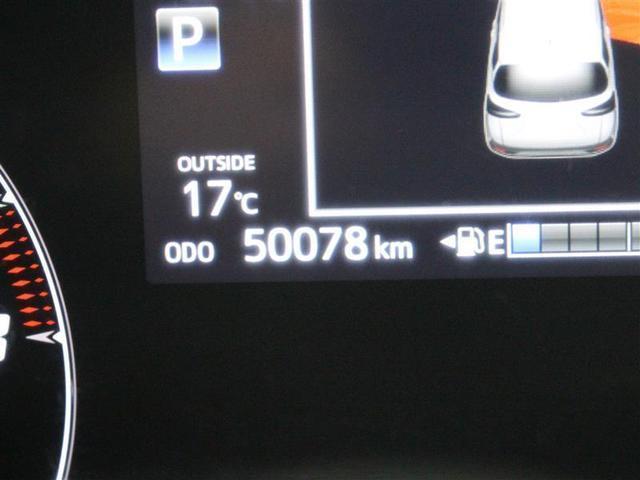 G 4WD フルセグ メモリーナビ DVD再生 後席モニター バックカメラ 衝突被害軽減システム ETC 両側電動スライド LEDヘッドランプ ウオークスルー 乗車定員6人 3列シート ワンオーナー(10枚目)
