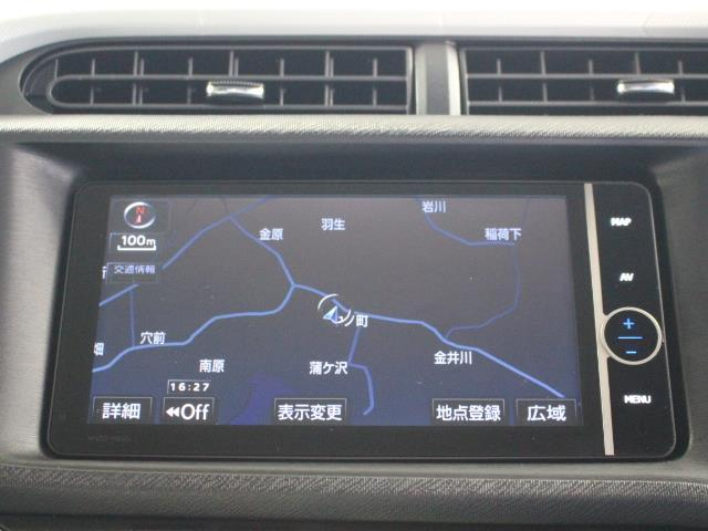 S バックモニター HDDナビ フルセグ スマートキー(9枚目)