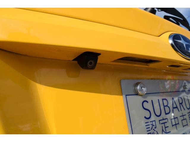 スバル XV POP STAR EyeSight搭載車 バックカメラ