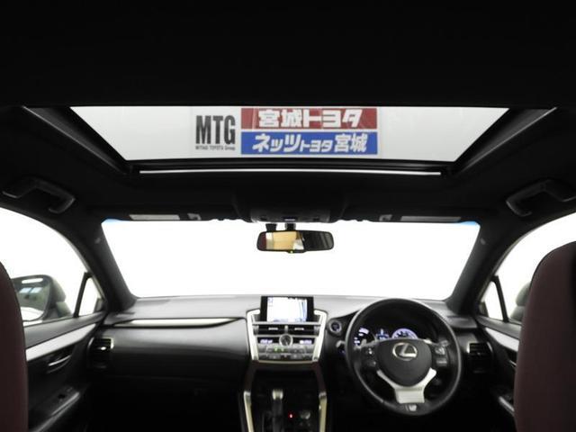 NX300h Fスポーツ 4WD バックモニター フルセグ(11枚目)