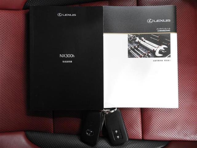 NX300h Fスポーツ 4WD バックモニター フルセグ(19枚目)