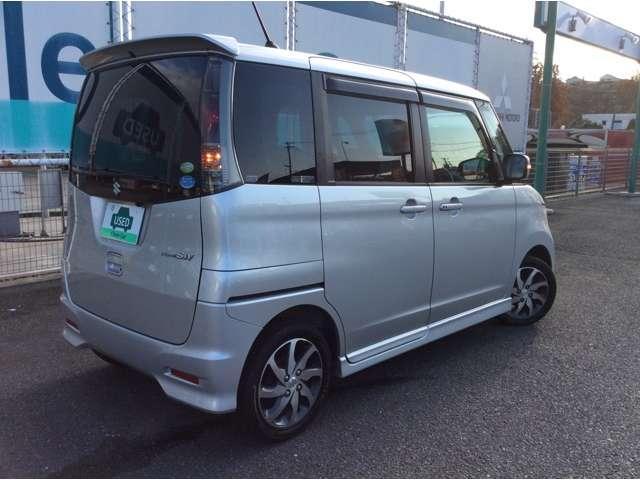 スズキ パレットSW 660 SW TSターボ 三菱認定中古車