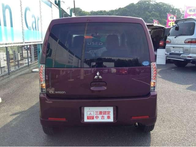 三菱 eKワゴン 660 ジョイフィールド 三菱認定中古車