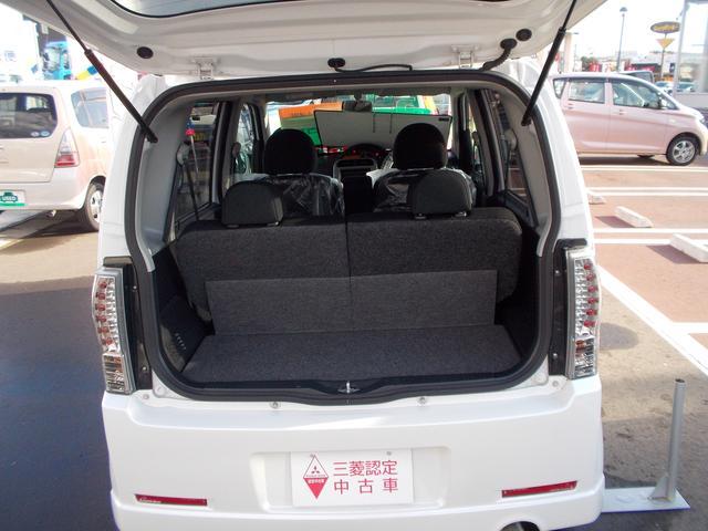 三菱 eKスポーツ X HID シートヒーター 三菱認定中古車
