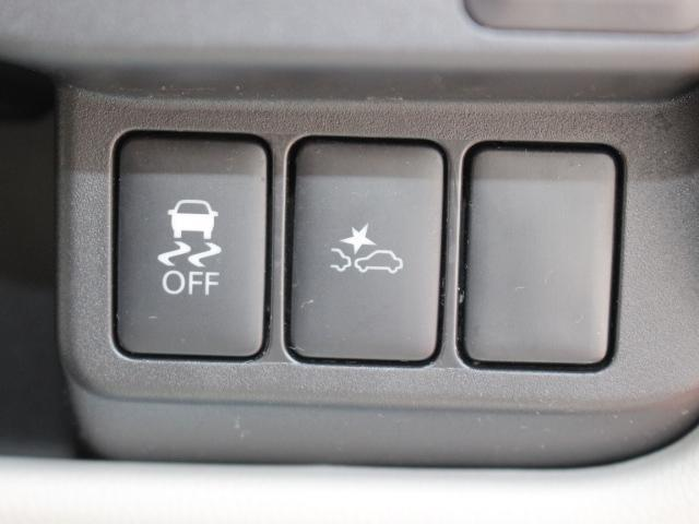 エマージェンシーブレーキを始め、多彩な先進安全装備を身につけました。