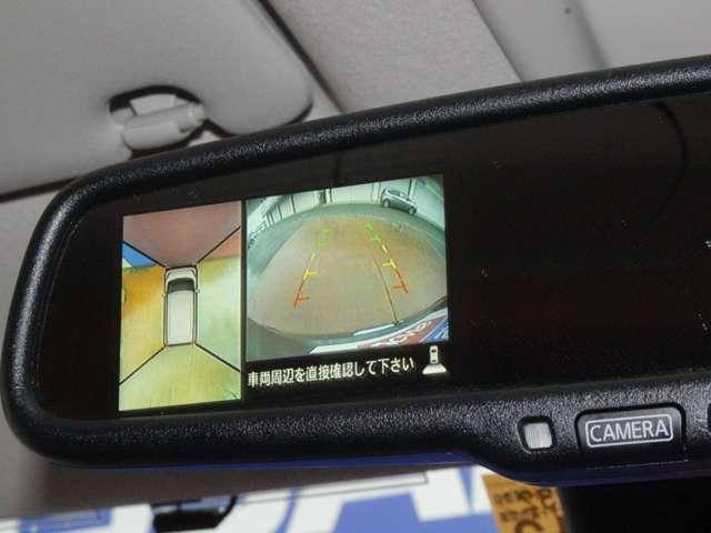 駐車も簡単アラウンドビューモニターの装備★