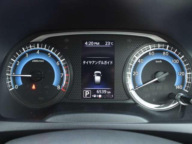 660 ハイウェイスターX 4WD 純正ナビゲーション アイドリングストップ(11枚目)