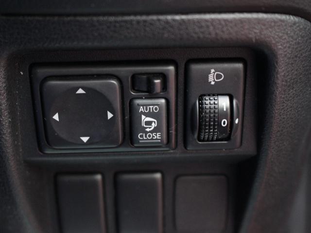 日産 ジューク 15RX タイプV 盗難防止システム ナビ・TV キーレス