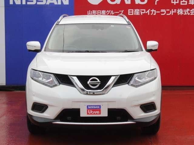 「日産」「エクストレイル」「SUV・クロカン」「山形県」の中古車8