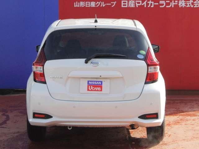 「日産」「ノート」「コンパクトカー」「山形県」の中古車9