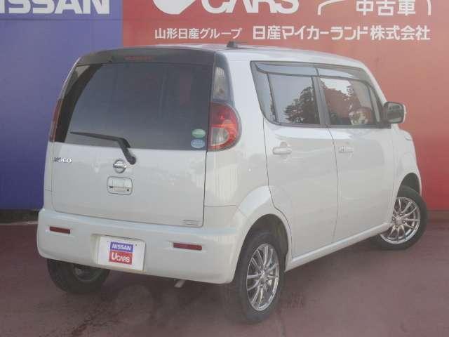 「日産」「モコ」「コンパクトカー」「山形県」の中古車2
