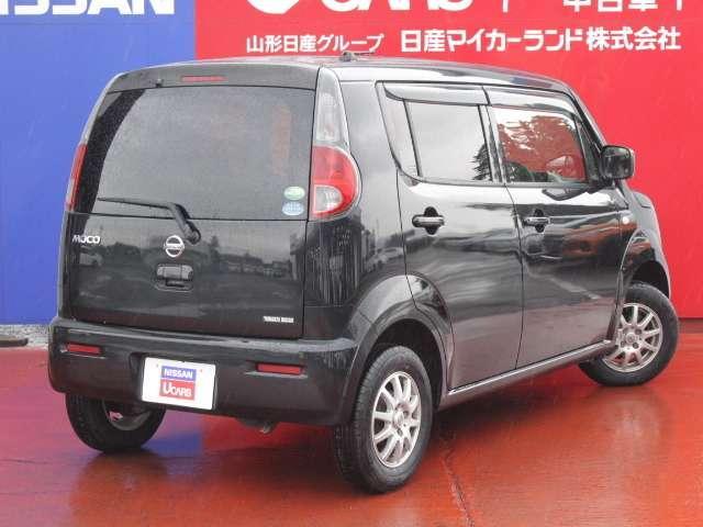 660 S FOUR 4WD CDラジオ・シートヒーター(2枚目)
