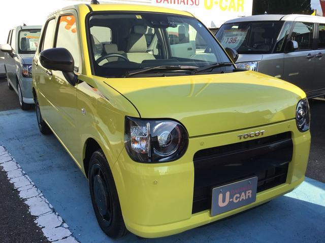 「ダイハツ」「ミラトコット」「軽自動車」「福島県」の中古車3