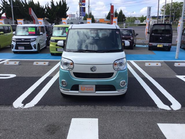「ダイハツ」「ムーヴキャンバス」「コンパクトカー」「福島県」の中古車2