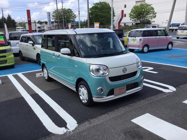 「ダイハツ」「ムーヴキャンバス」「コンパクトカー」「福島県」の中古車6