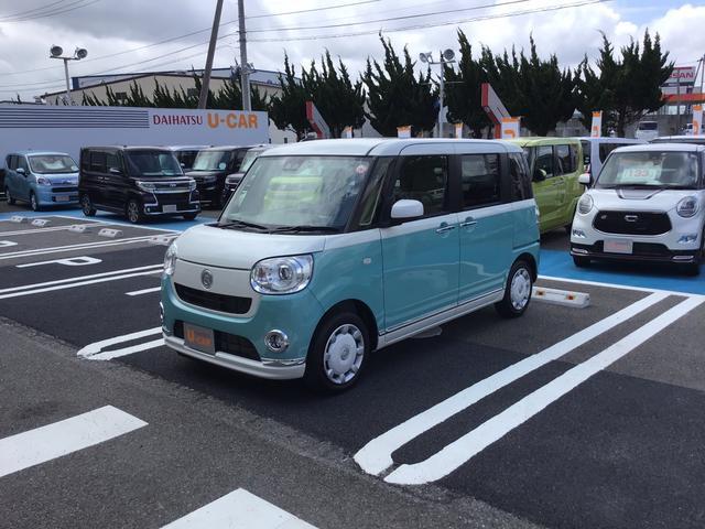 「ダイハツ」「ムーヴキャンバス」「コンパクトカー」「福島県」の中古車7