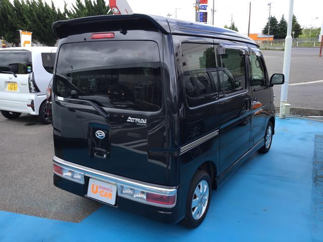 「ダイハツ」「アトレーワゴン」「コンパクトカー」「福島県」の中古車8