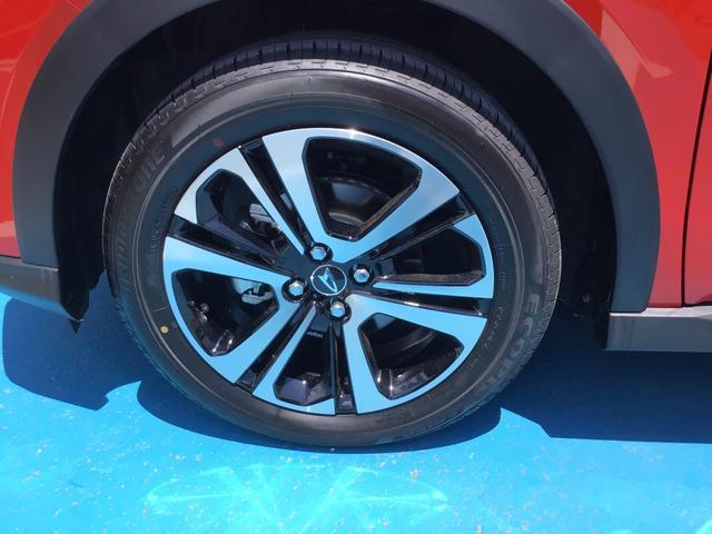 G 4WD 1000ccターボ 5人乗り 純正メモリーナビ パノラマモニター コーナーセンサー 17インチアルミホイール 6エアバック シートヒーター アダプティブクルーズコントロール キーフリー(19枚目)