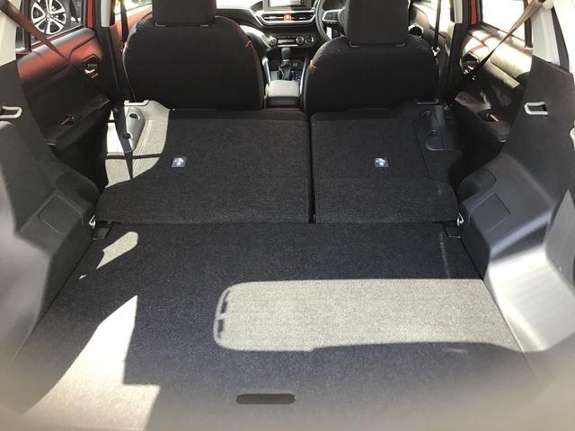 G 4WD 1000ccターボ 5人乗り 純正メモリーナビ パノラマモニター コーナーセンサー 17インチアルミホイール 6エアバック シートヒーター アダプティブクルーズコントロール キーフリー(23枚目)