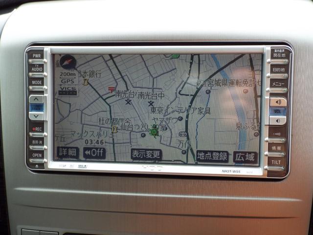 AS リミテッド 4WD両側パワスラHDDナビテレビBカメラ(18枚目)
