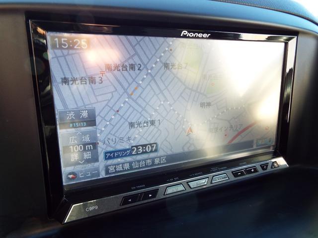 XD 4WD ディーゼル ナビ テレビ ETC バックカメラ サイドカメラ クルーズコントロール エンジンスターター ドライブレコーダー HID オートライト フォグランプ 純正アルミ プッシュスタート(18枚目)