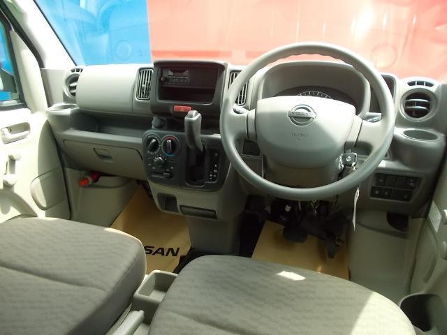 DX エマージェンシーブレーキパッケージ HR 4WD(3枚目)