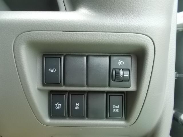 DX エマージェンシーブレーキパッケージ HR 4WD(5枚目)