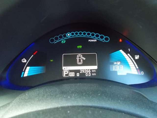 30kWh X 当社レンタカーでした・LEDヘッドライト(10枚目)