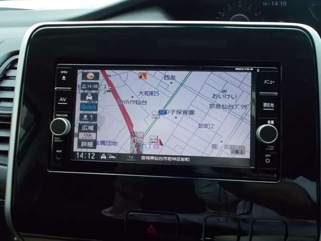 2.0 ハイウェイスター Vセレクション 4WD メモリーナビ・TV・バックカメラ(10枚目)