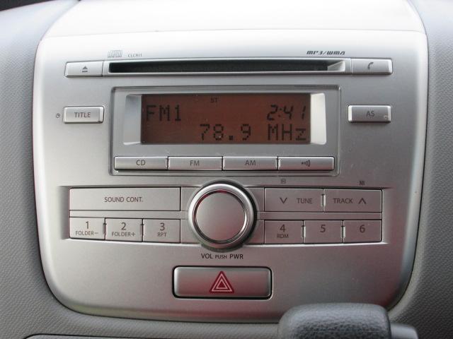 スズキ ワゴンR FX スタッドレスタイヤ キーレス CDオーディオ