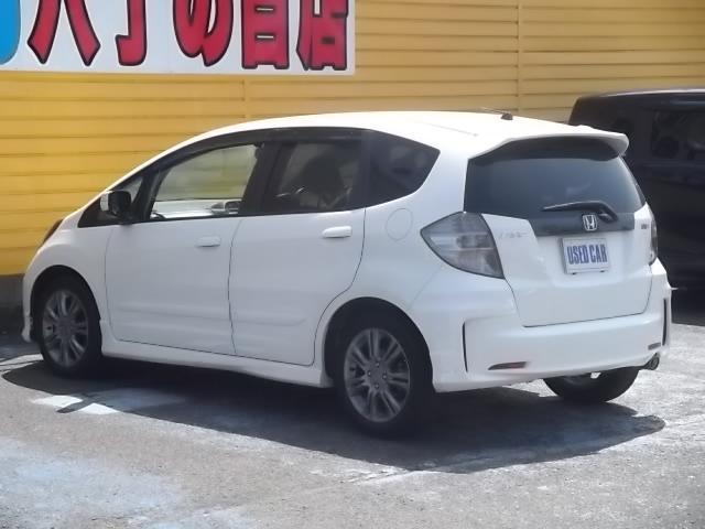 ホンダ フィット RS CD ワンオーナー オートライト