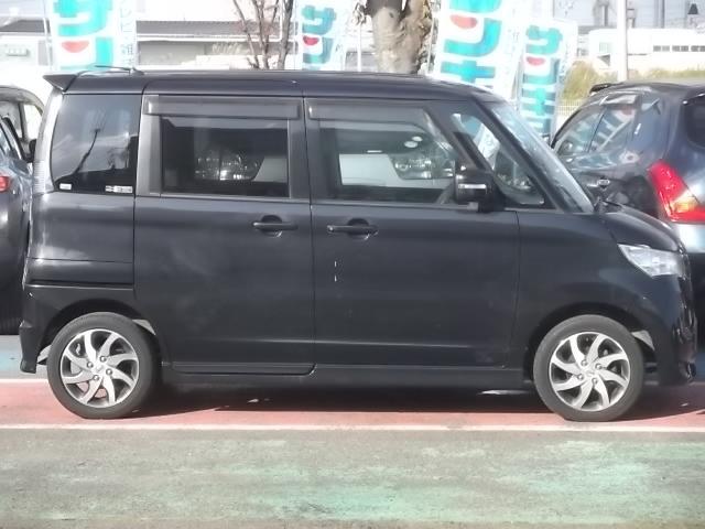 日産 ルークス ハイウェイスターリミテッド 純正メモリーナビ ワンセグTV