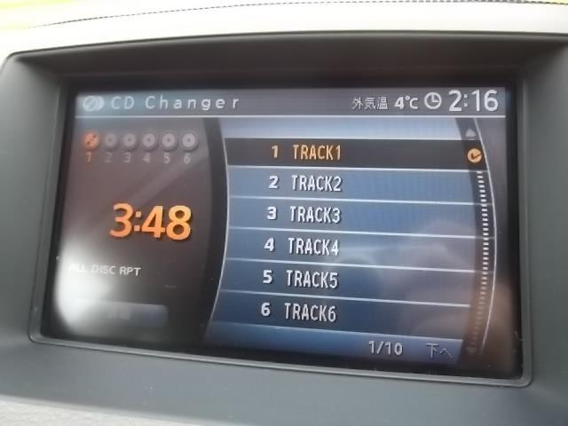 日産 フーガ 250GT 純正ナビ フルセグTV バックカメラ ETC