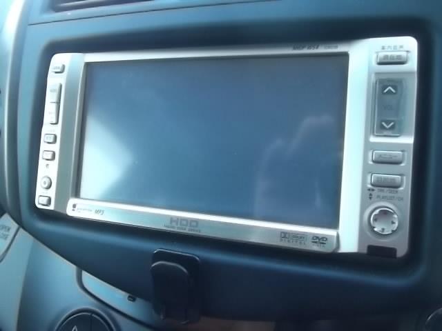 350S Gパッケージ 4WD 純正HDDナビ パワーシート(4枚目)