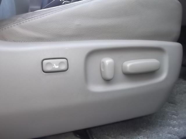 350S Gパッケージ 4WD 純正HDDナビ パワーシート(9枚目)