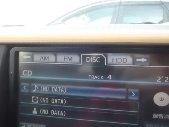 プラスハナ 純正HDDナビ フルセグTV ワンオーナー(6枚目)