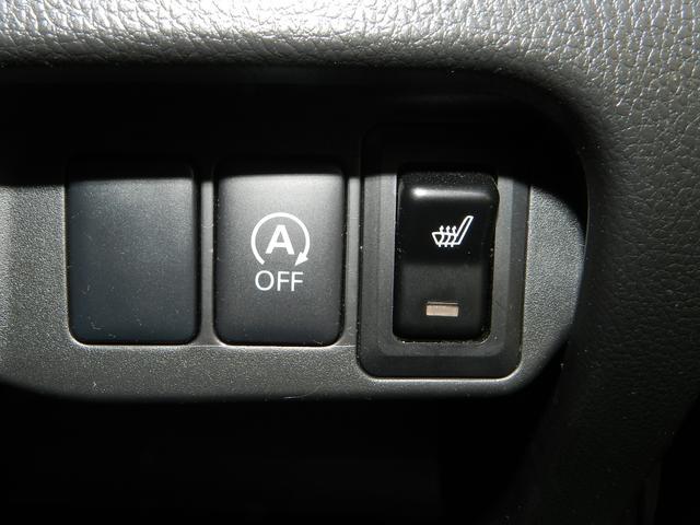 M 4WD アイドリングSTOP シートヒーター(18枚目)