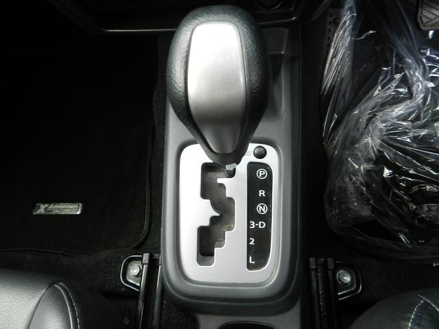 クロスアドベンチャーXC 4WDターボ 社外メモリーナビ(17枚目)