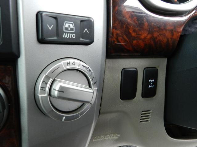 SSR-X 切替4WD リフトアップ車 サンルーフ 社外ナビ(16枚目)