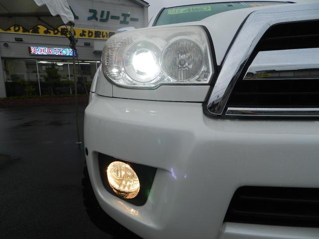 SSR-X 切替4WD リフトアップ車 サンルーフ 社外ナビ(19枚目)