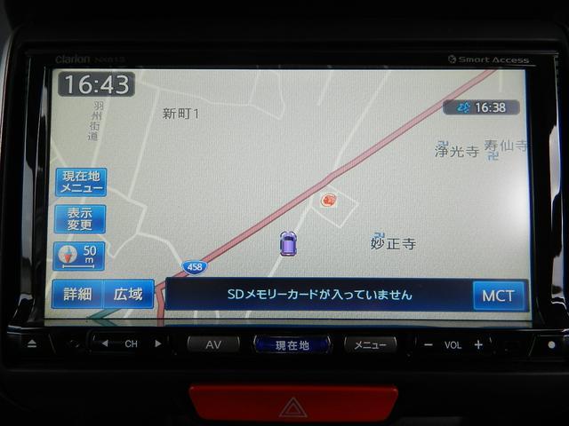 G・ターボAパッケージ 社外SDナビ フルセグTV LED(14枚目)