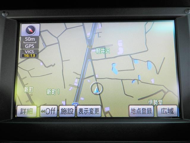 S 純正HDDナビ フルセグTV ETC HIDライト(14枚目)